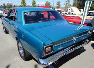 69 Ford Falcon 1969 Ford Falcon Futura 2 Door Sedan Car Classics
