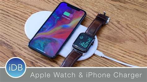 funxim qi wireless charger powers  iphone apple  youtube