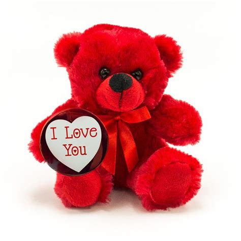 valentines day teddy cheap b9321 wholesale bears 6 quot bears with button