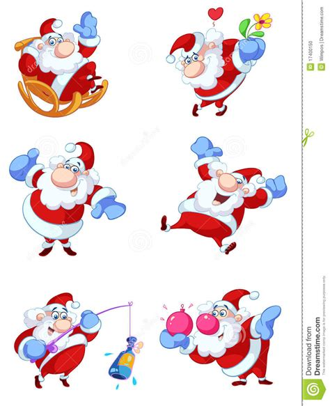 clipart natalizi fumetto di natale illustrazione di stock illustrazione di