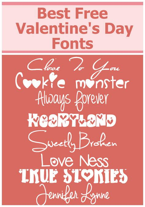 best free valentine s day fonts thinking outside the sandbox business