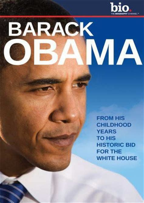 biography of barack obama in english on dvd blu ray copy reviews