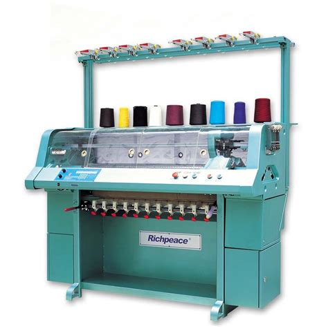 knitting machine automatic flat knitting machine for collar bottom by