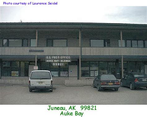 Juneau Post Office by Alaska Post Offices