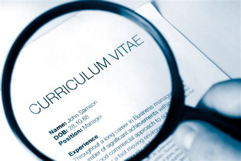 5 resume formatting tips curriculum vitae tips