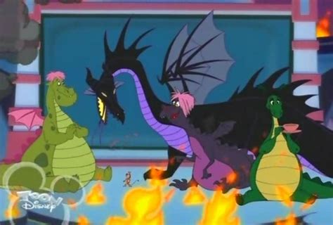 house of dragon image house of mouse dragons png disneywiki