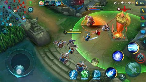 tutorial mobile legend tutorial mobile legends for beginner youtube