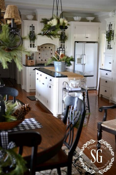how to decorate a white kitchen farmhouse kitchens farmhouse and kitchens on pinterest