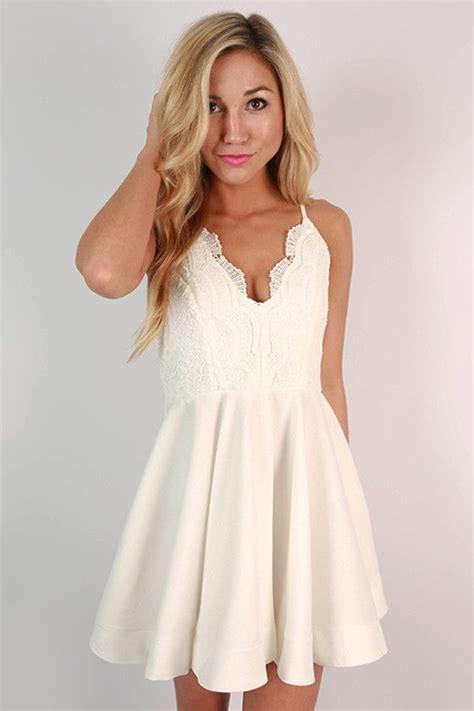 Jessiva Flowery Flare Mini Dress best 25 fit flare dress ideas on striped