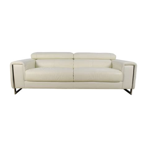 Soho Leather Sofa Soho Leather Sofa Soho Leather Sofa By Lazar Industries Is Fully Customizable You Thesofa