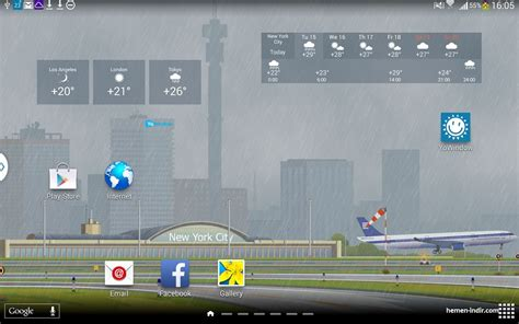 yowindow weather full version apk yowindow weather v1 2 15 android hava durumu apk indir