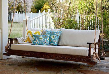 swinging garden sofa outdoor swing sofa for the home pinterest