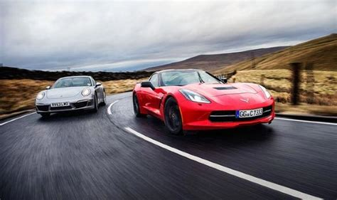 top gear 2014 corvette top gear corvette stingray vs porsche 911 corvette