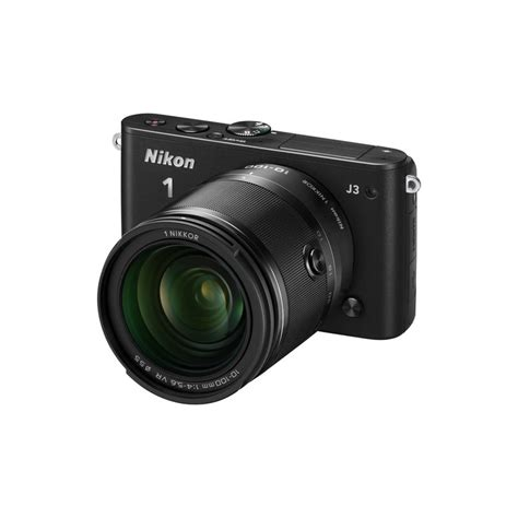 mirrorless lens nikon 1 j3 mirrorless digital with 10 100mm lens