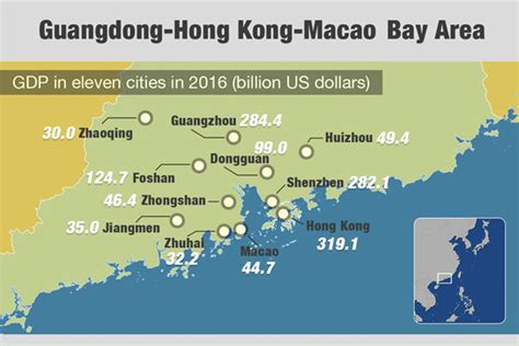 Making A Blueprint beijing to make plans for guangdong hong kong macao bay