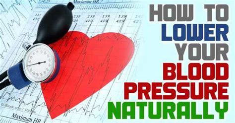 home remedies to lower blood pressure timeslifestyle