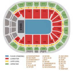 Nec Birmingham Floor Plan Pics Photos Phones 4u Arena Seating Plan