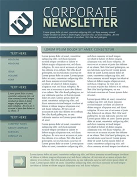 Finance Newsletter Names How To Make A Newsletter That Stands Out 13 Free Templates