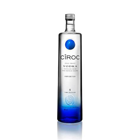 Ciroc Bottle L by Ciroc Vodka 1l 100cl Bottle Products Belgium Ciroc Vodka
