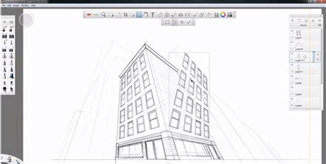 sketchbook pro perspective tool autodesk announces next evolution of sketchbook pro in
