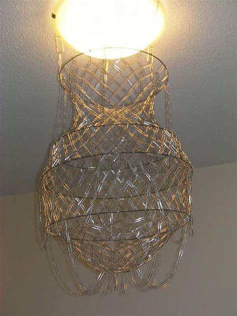 How To Make A Chandelier Out Of Paper - here are 17 wonderful uses of paper that you did not