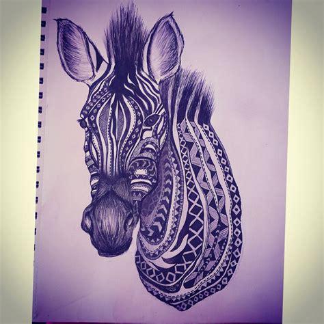 zebra tattoo pen 8 best personal artwork images on pinterest art pieces