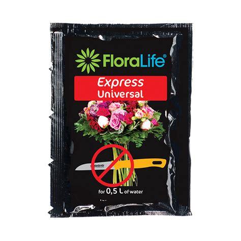 cut flower food floralife 174 express 300 universal powder sachet oasis