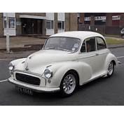 1963 Morris Minor 1000 V8 Sleeper Custom  Edenbridge Car