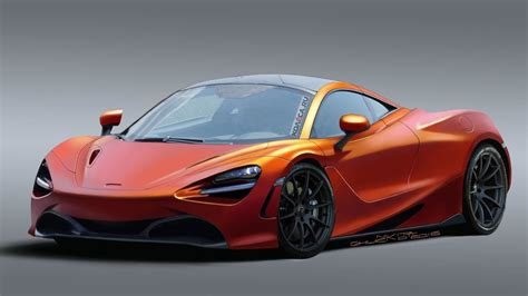 mclaren 720s mclaren 720s rendering looks production ready