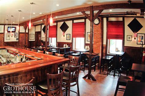 Commercial Bar Tops Bar Tops Wood Countertop Butcherblock And Bar Top