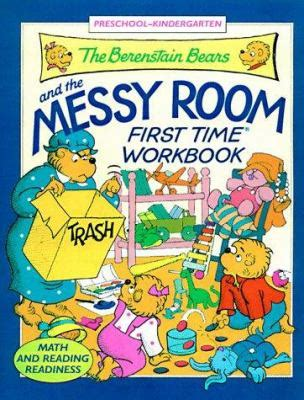 berenstain bears room the berenstain bears and the room time workbook with reward by stan berenstain