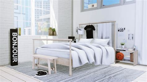 gjora bed ideas ikea gj 214 ra bedroom by mxims teh sims