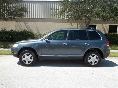 sell used 04 vw touareg suv volkswagen vs volvo xc90