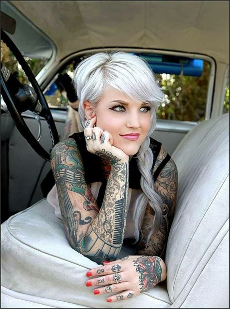 rockabilly tattoo lovely ladies pinterest