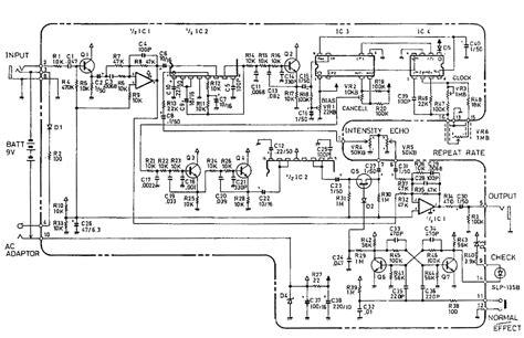 diy guitar pedal schematics get free image about wiring