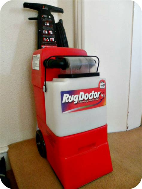 Rug Doctor Rental Time by Rug Doctor