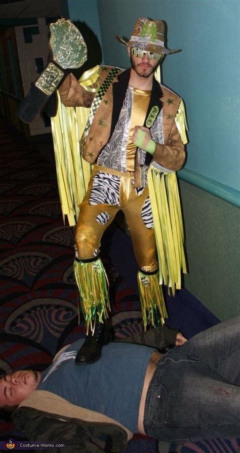 macho man randy savage halloween costume mind blowing