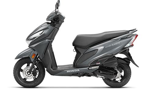 honda grazia disc price india specifications reviews