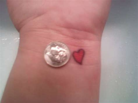 pink heart tattoo wrist 100 amazing on 57 best tattoos