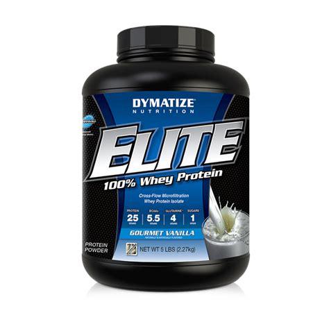 Whey Elite elite 100 whey protein dymatize loja do suplemento