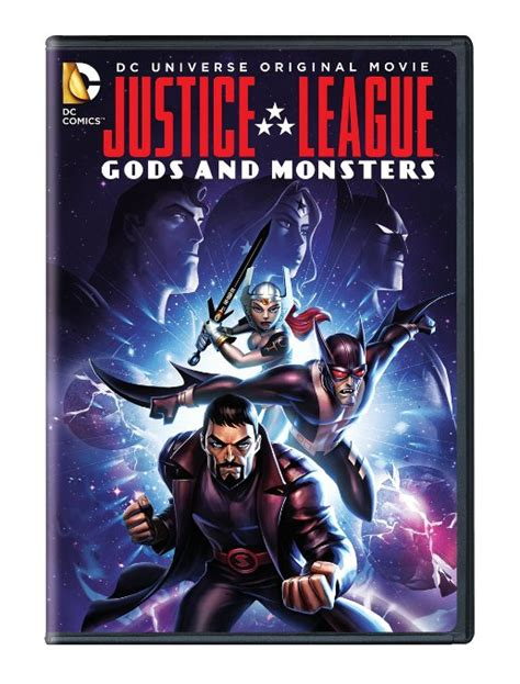 movie reviews justice league gods and monsters justice league gods and monsters lyles movie files