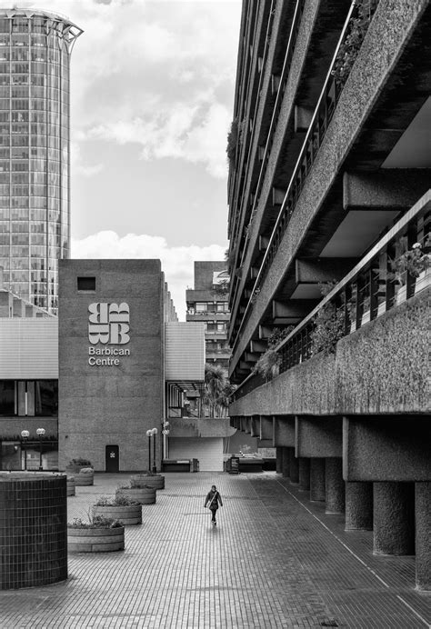 Gallery of AD Classics: The Barbican Estate / Chamberlin