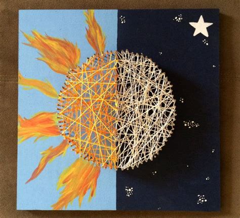 string art pattern moon 23 best images about sol y luna on pinterest sun the