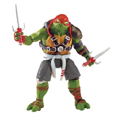 tmnt 2 figures playmates toys mutant turtles out of the