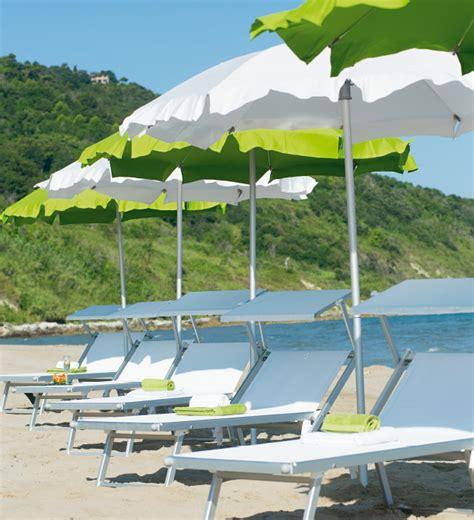 magma boat umbrella blue beach aluminium umbrellas sunbeds and deckchairs beach