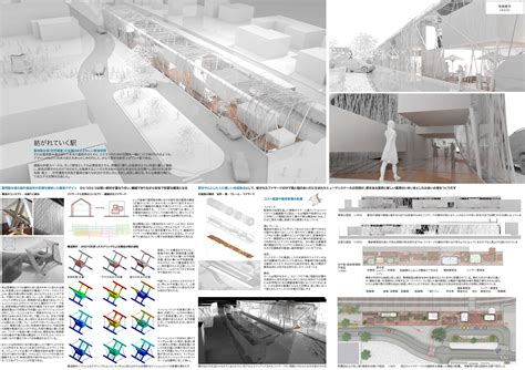design competition japan sharisharishari 187 train station design competition gunma