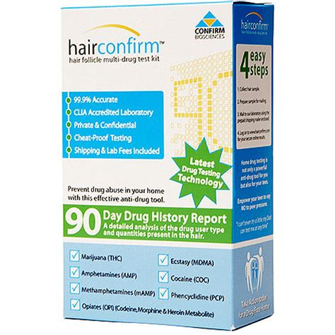 Detox Pills For Test Walmart by Hair Test Kit Walmart