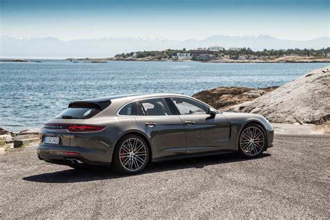 2018 Porsche Panamera Sport Turismo Drive Review