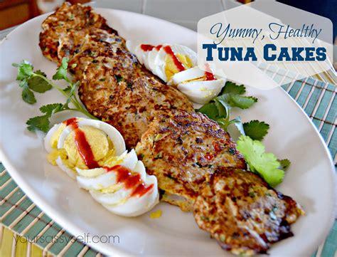 healthy tuna cakes healthy tuna cakes your sassy self