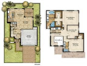 modern 2 story home floor plans two story apartment floor plans
